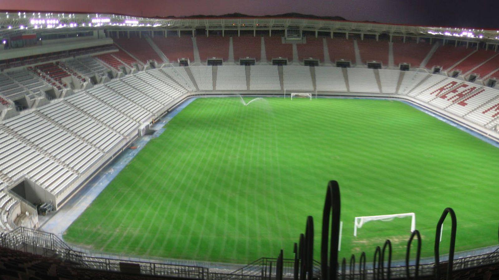 Foto: El Real Murcia se mudó en 2006 a la Nueva Condomina.