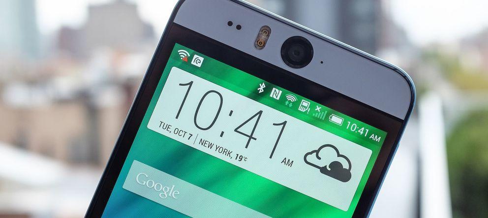 Foto: HTC Desire Eye: no has visto una cámara frontal semejante