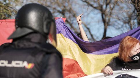 Interior defiende que el dispositivo policial en Vallecas fue el acorde a la complejidad