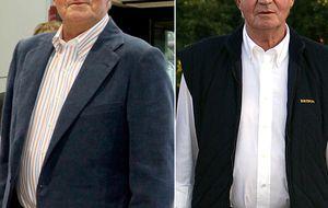 Foto: El Rey pierde peso desde su operación