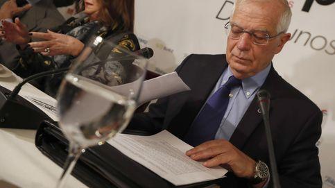 Borrell no se descarta ya para liderar la lista europea: No digo que no sea el candidato