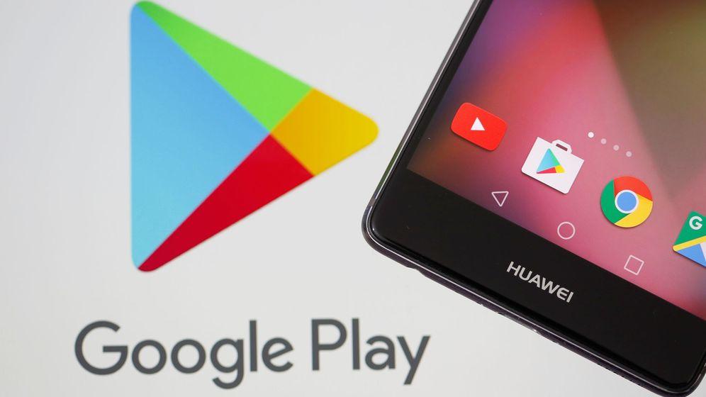 Foto: Estas apps siguen disponible en Google Play. Foto: REUTERS Dado Ruvic