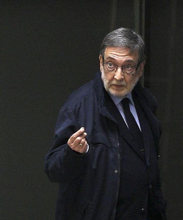 Foto: El diputado popular Eugenio Nasarre. (EFE)