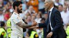El giro radical de Isco y cómo presume Zidane en el Real Madrid