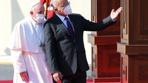 El Papa inicia un viaje histórico a Irak: Mi deber es viajar a esta tierra martirizada