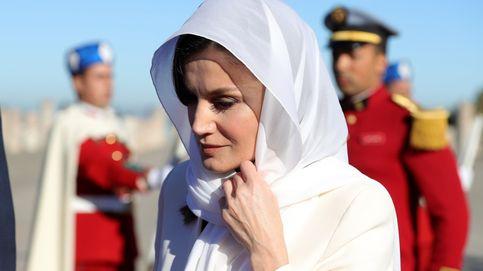 La reina Letizia y otras royals que apostaron por el velo