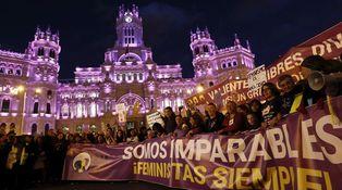 Mujeres, personas, feministas... que son y que fueron