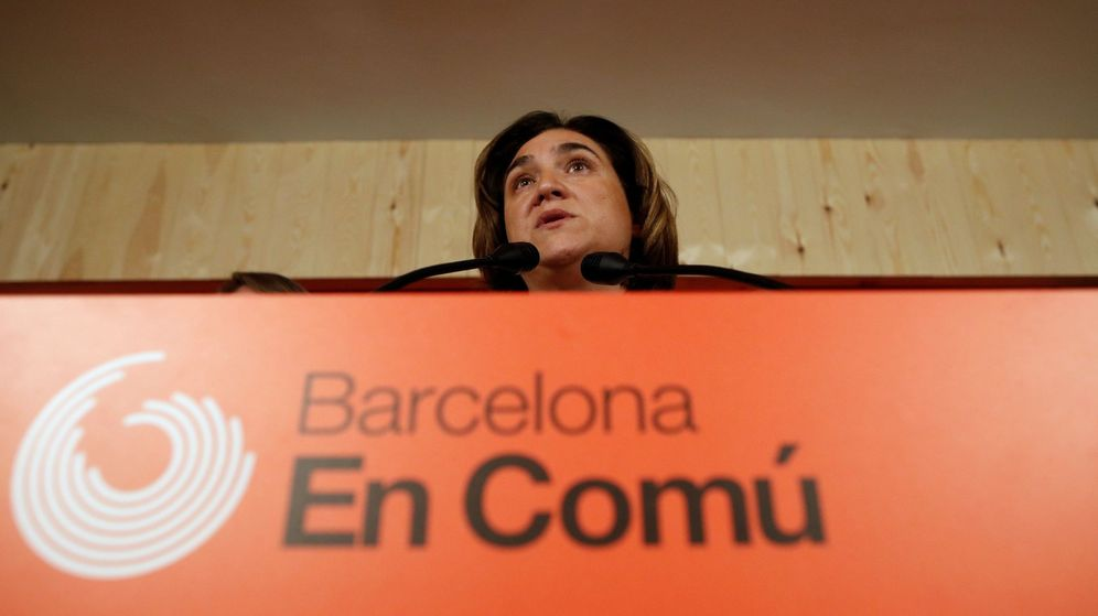 Foto: Ada Colau. (EFE)