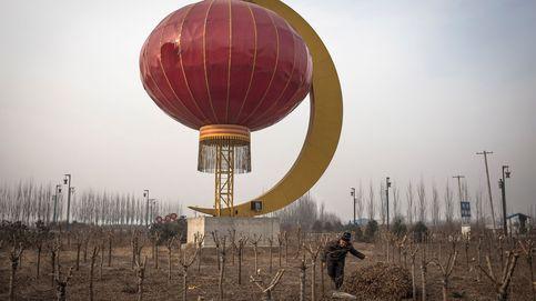 Preparativos del Año nuevo lunar chino