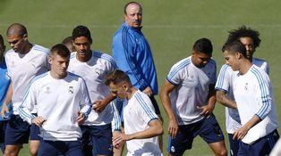 Kroos no encaja con Rafa Benítez y ha dejado de ser intocable en el once del Madrid