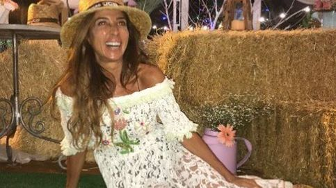 María Patiño celebra sus 46 años entre amigas (y sin compañeros de 'Sálvame')