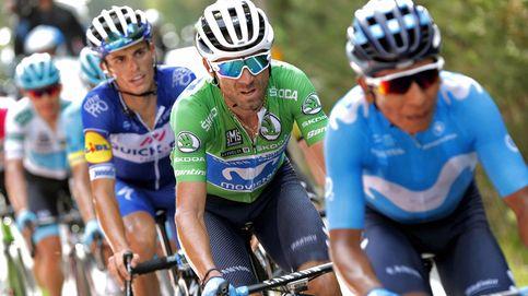 El 'mensaje' de Enric Mas a Valverde y el cortocircuito de Movistar en la Vuelta