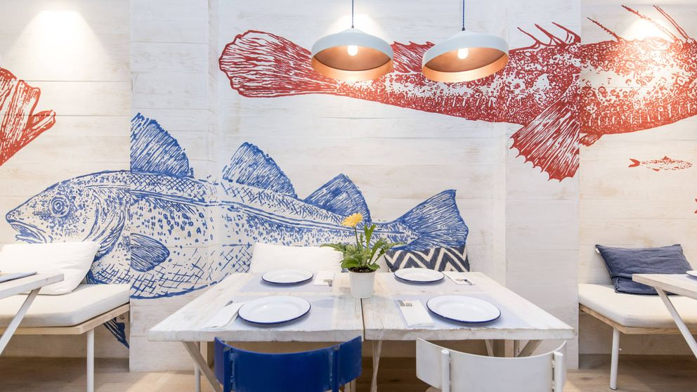 Ponte la camiseta a rayas: seis restaurantes con aires marineros