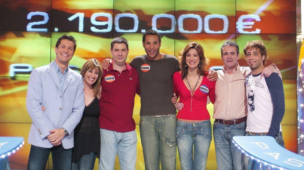 Foto: Eduardo Benito, en una imagen de 2007. (Atresmedia)