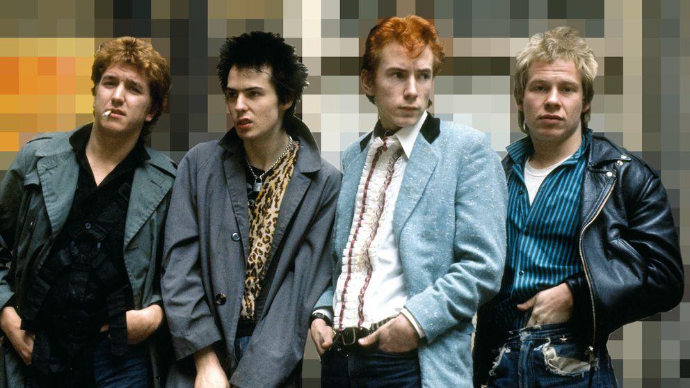 La última pedrada del rey del punk
