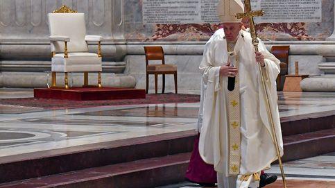 Viernes Santo, en directo: sigue la misa de la Pasión del Señor desde el Vaticano con el papa Francisco