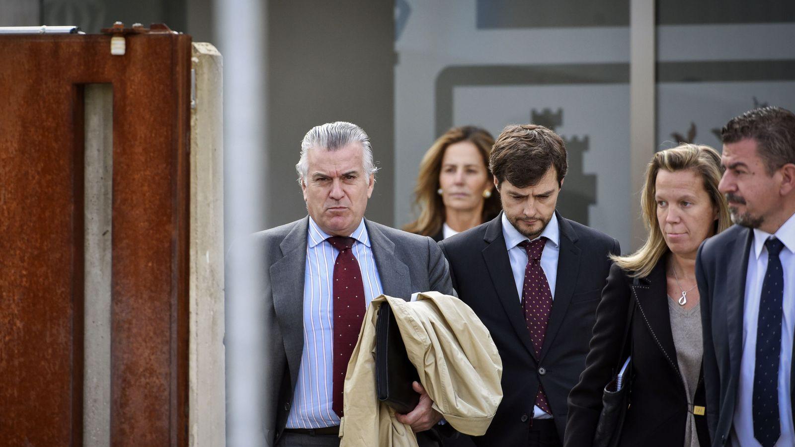 Foto: Bárcenas en el juicio de la trama Gürtel. (EFE)