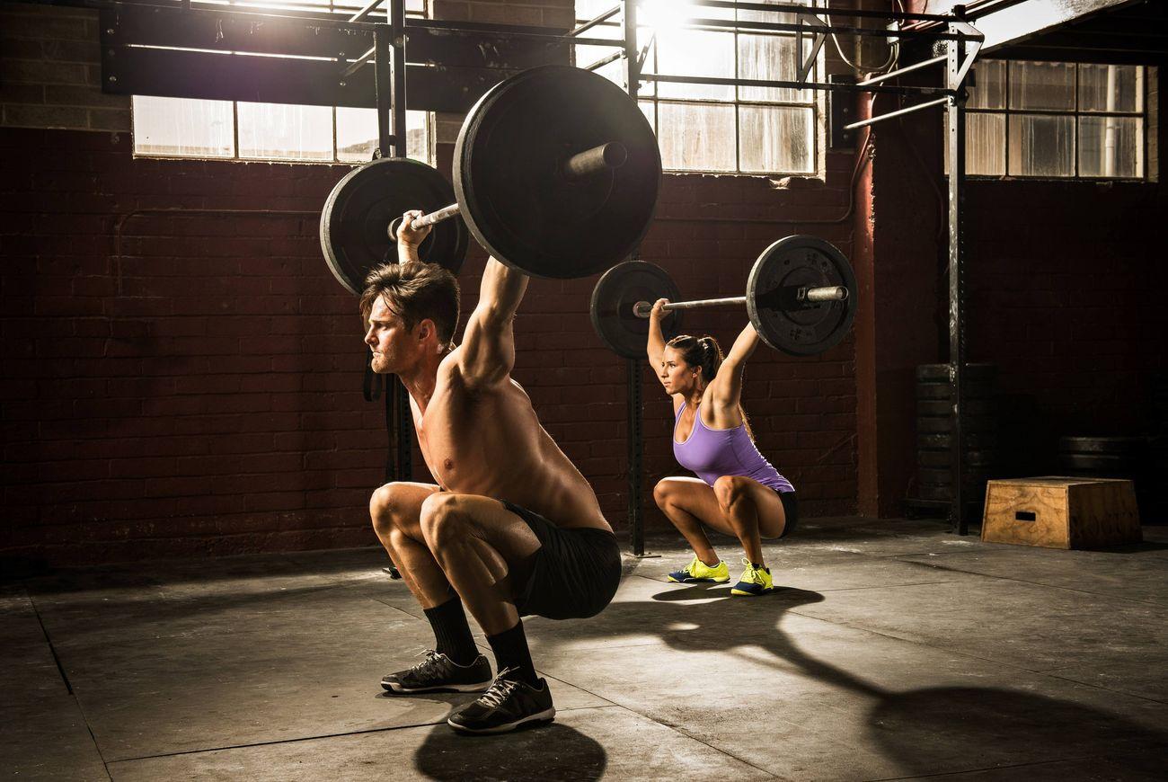 Foto: Ejercicio para espartanos: probamos el CrossFit