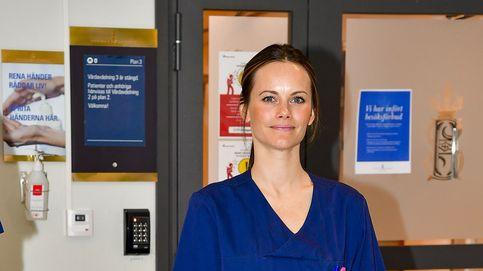 El agradecimiento de un paciente a Sofía de Suecia por su trabajo como enfermera