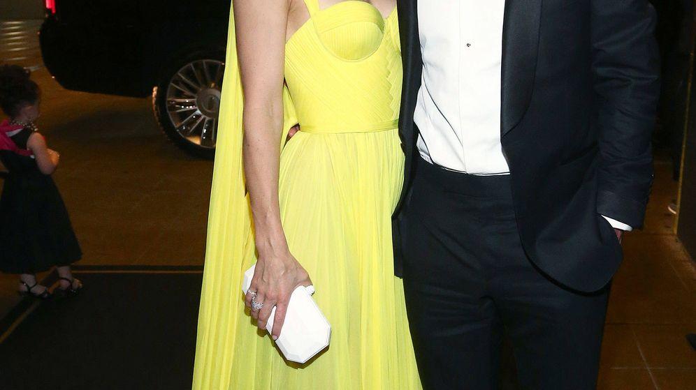 Foto:  Jessica Biel y Justin Timberlake. (Getty)