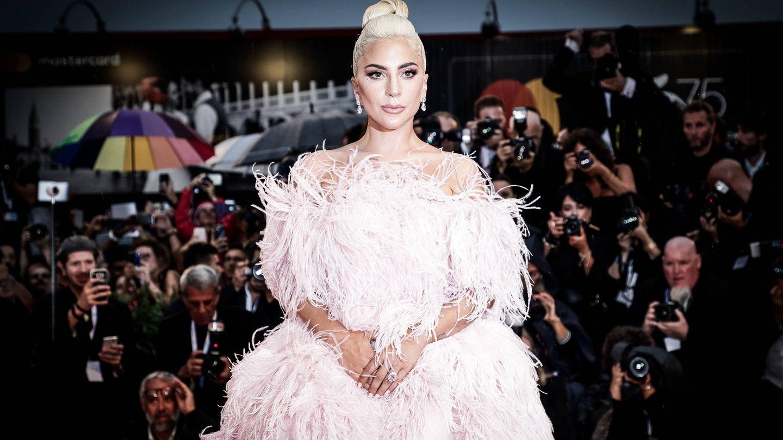 Lady Gaga durante el Festival de Venecia 2018. (Imagen: Getty Images)