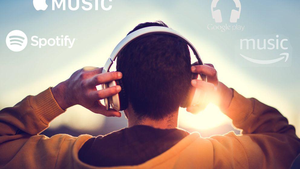 ¿Amazon, Spotify, Apple o Google? Este es el mejor servicio de música en 'streaming'
