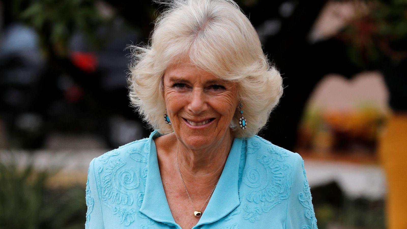 Foto: Camilla, duquesa de Cornualles, en una imagen de archivo. (Reuters)