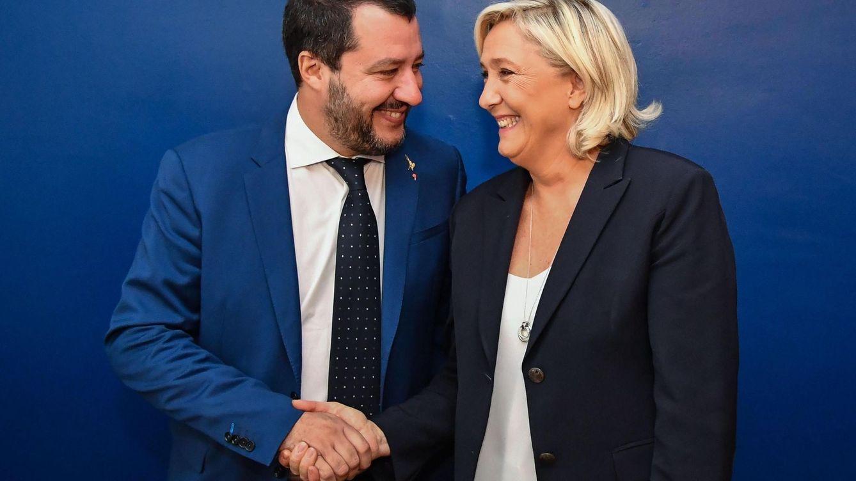 Salvini coquetea con Bolsonaro y promete un terremoto político en Europa