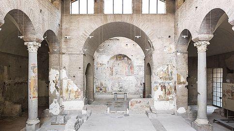 Roma descubre su botica imperial en el corazón de sus Foros