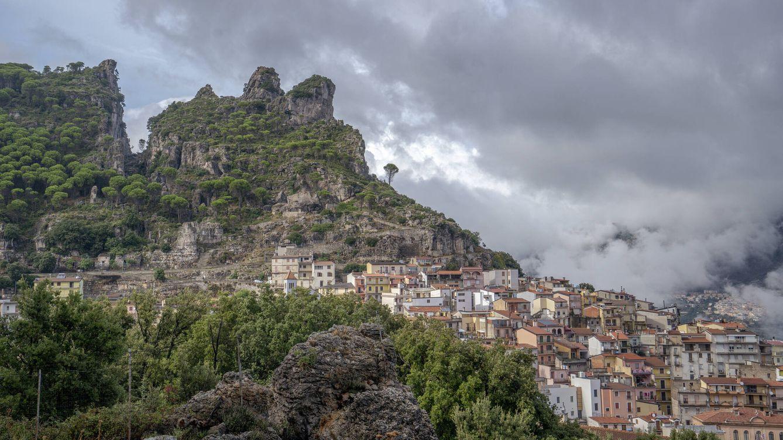 Ulassai, el pueblo italiano que se ató a una montaña
