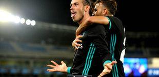 Post de Bale despierta del letargo y Mayoral se convierte en una alternativa real al '9'