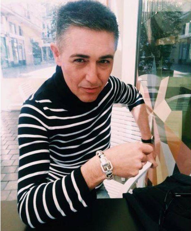 Foto: El humorista Ángel Garó en una imagen de su perfil de Instagram.