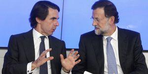 Aznar reaparece tras las elecciones en un Comité Ejecutivo del PP