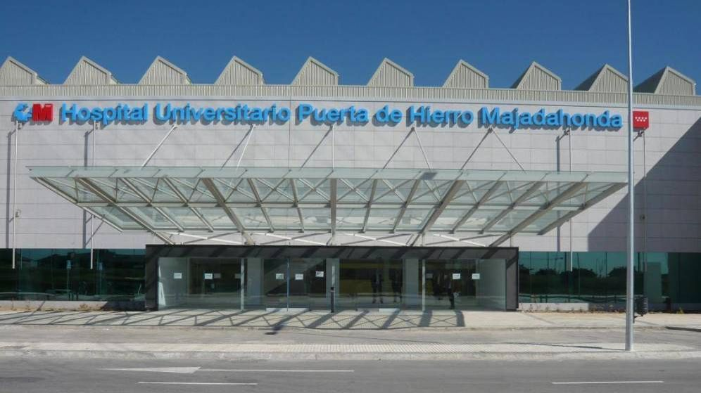 Foto: Hospital Puerta de Hierro.