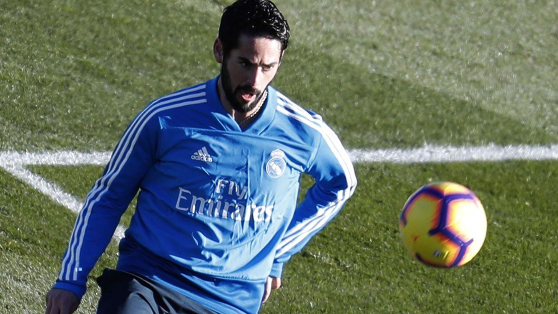 Solari deja a Isco y a Mariano fuera de la lista para el Real Madrid Barcelona