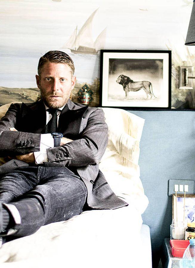 Vital, colorista, versátil y osado: así es Lapo Elkann, el estilo en persona