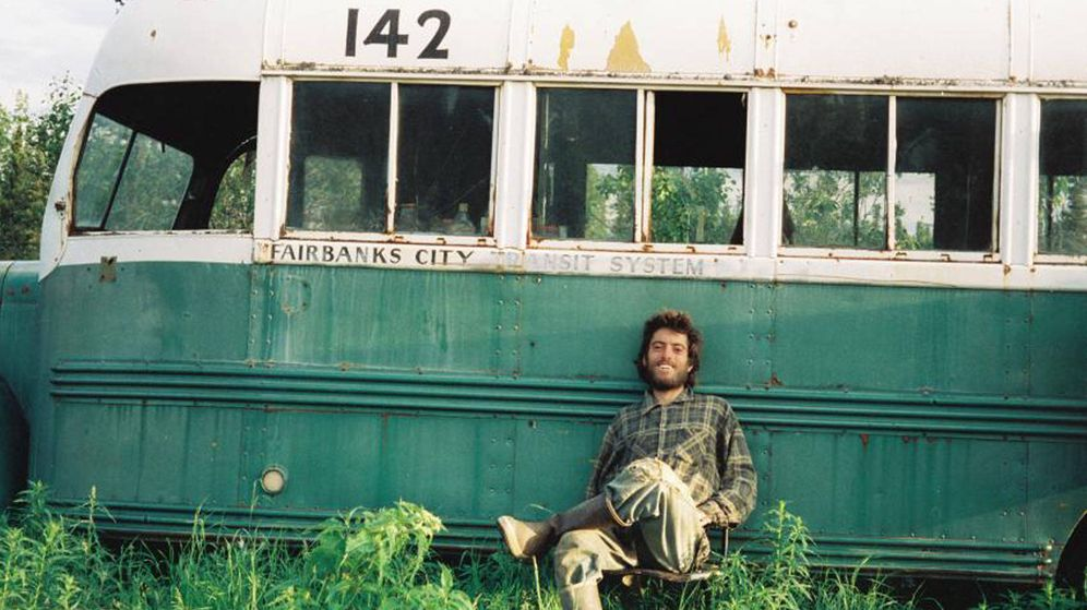 Foto: Christopher McCandless, el personaje real que inspiró 'Into the wild'