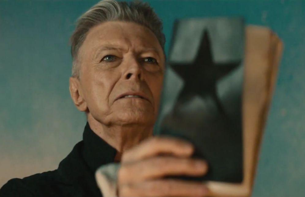 Foto: David Bowie en una imagen de su nuevo vídeo