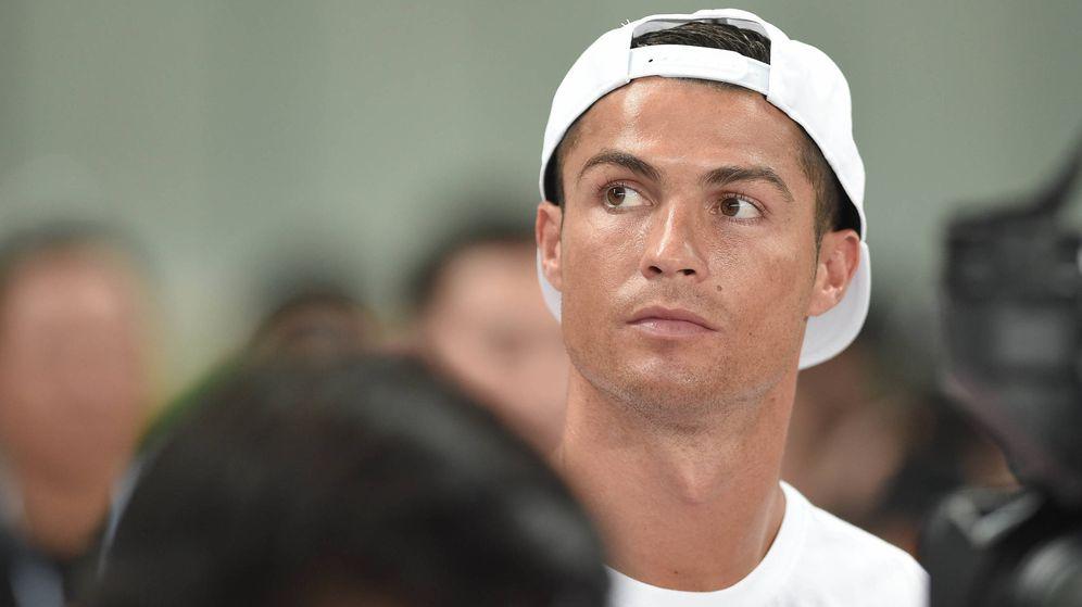 Foto: El futbolista Cristiano Ronaldo en una imagen de archivo. (Gtres)