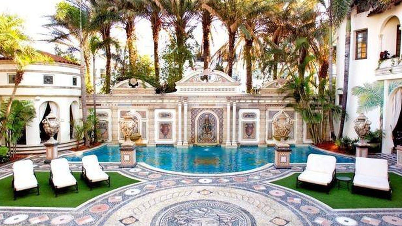 Imagen de la Casa Casuarina, la mansión de Versace.