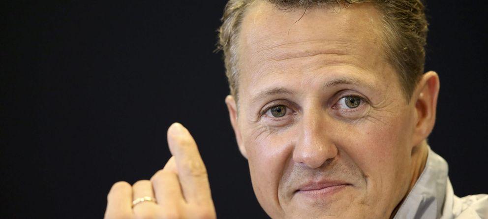 Foto: Michael Schumacher continuará su recuperación en casa.