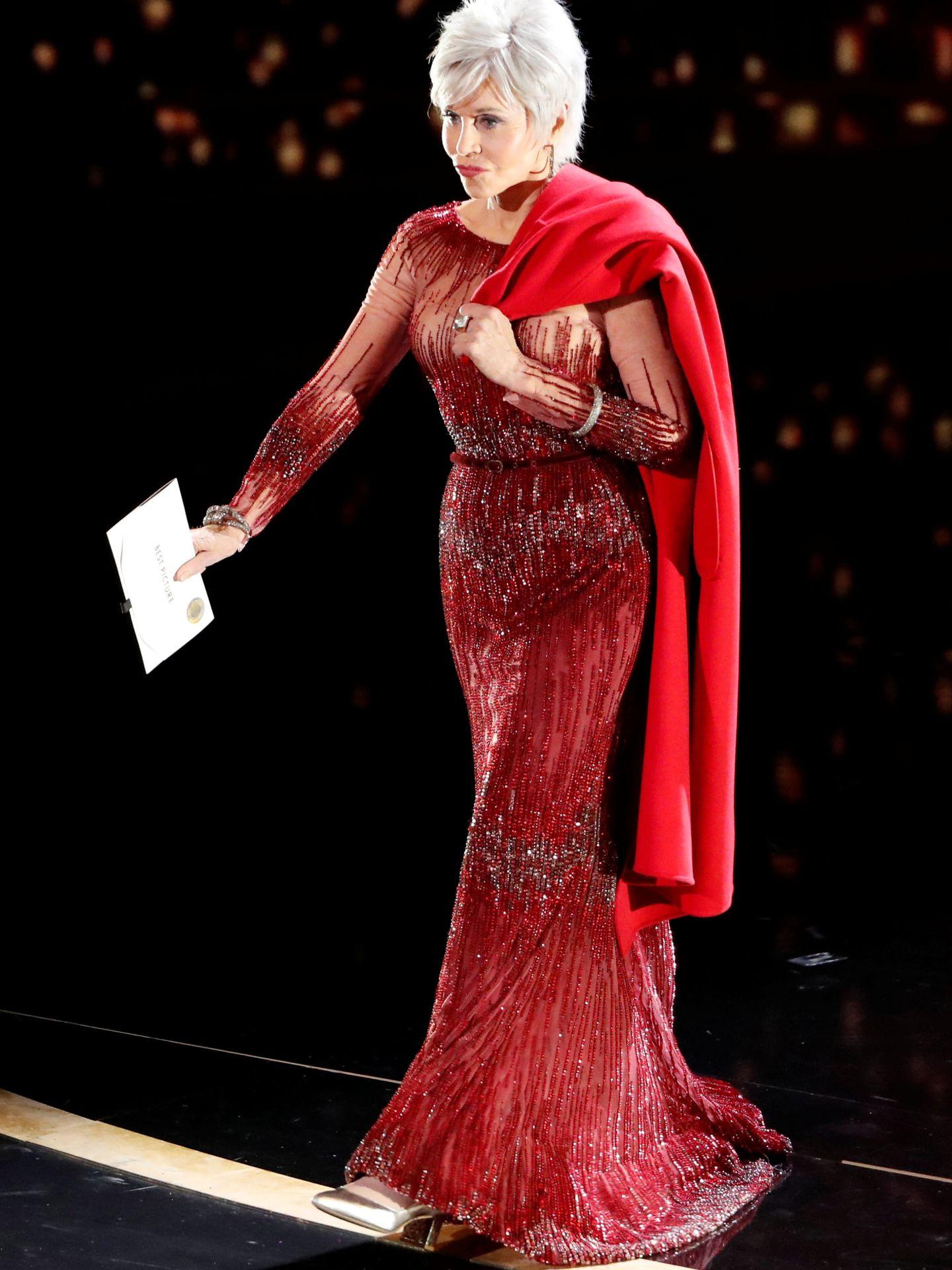 Jane Fonda. (Reuters)