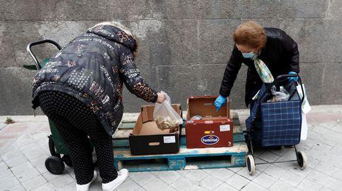 Falta comida en las casas: Sin bancos de alimentos habría disturbios en seis meses
