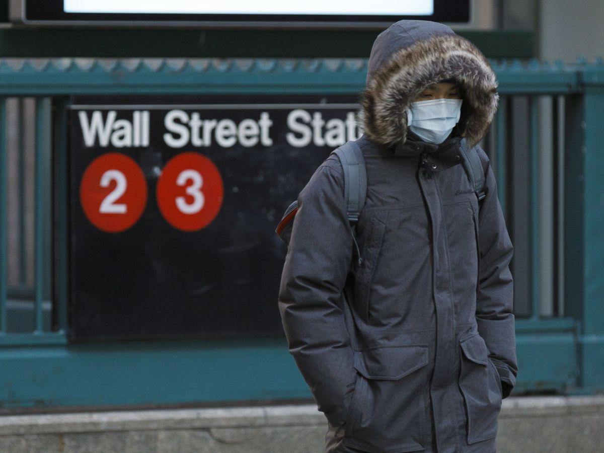 Foto: Estación de Wall Street (Reuters)