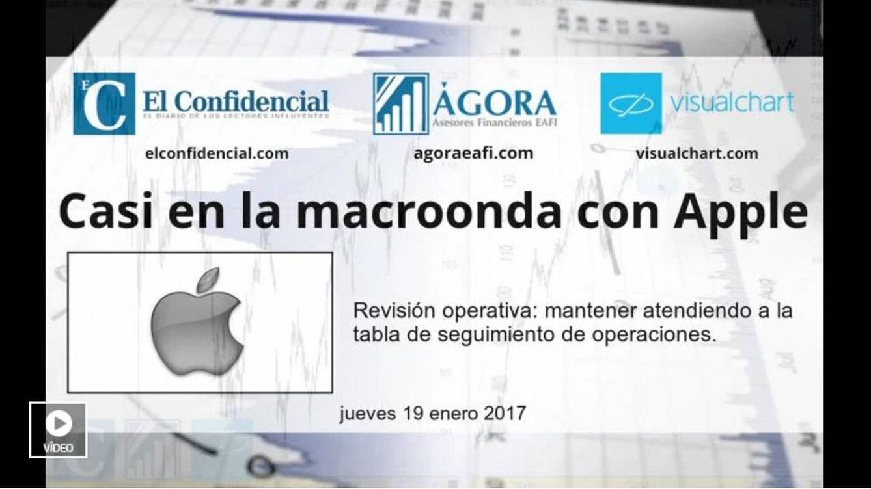 Casi en la macroonda con Apple