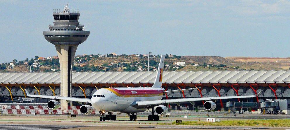 Foto: Aeropuerto de Madrid Barajas-Adolfo Suárez. (EFE)