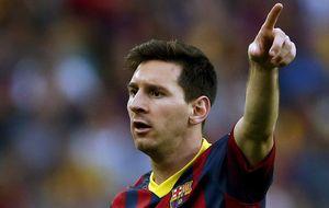 Messi siempre estará en el punto de mira del Madrid de Florentino