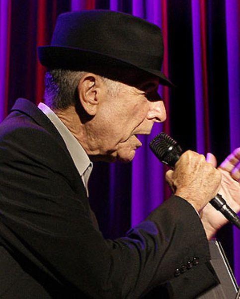 Leonard Cohen amplía su leyenda en Madrid