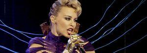 Kylie Minogue ofrece hoy en Madrid su único concierto en España