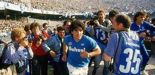 Post de Así acabó Nápoles con el dios Maradona: cocaína, prostitutas y líos con la Camorra